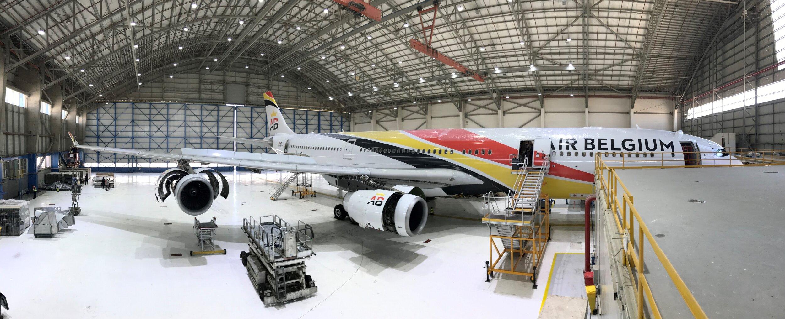 A340 HMV Project
