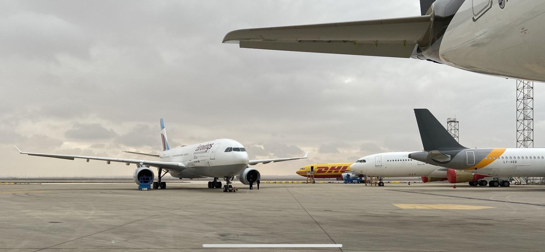 A330 Cabin Mod